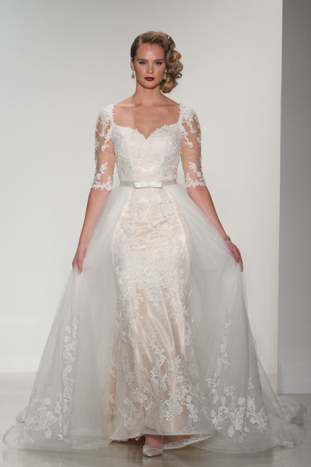Kingsley Presley Wedding Dress - Matthew Christopher Enduring Love 2016 Bridal Collection
