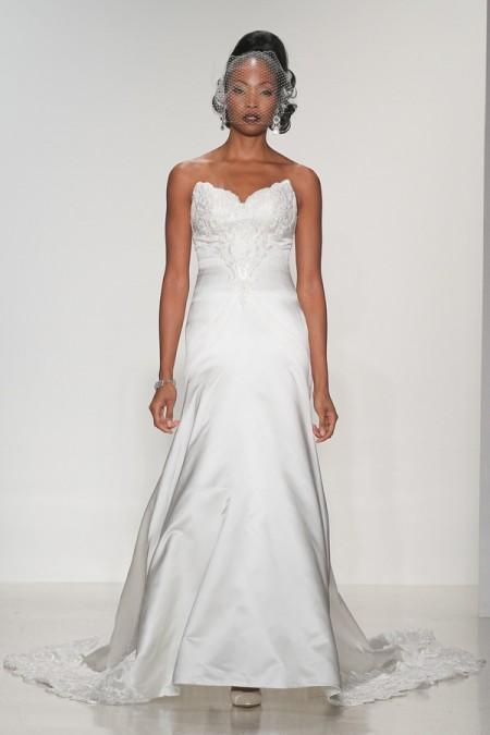 Lillian Wedding Dress - Matthew Christopher Enduring Love 2016 Bridal Collection