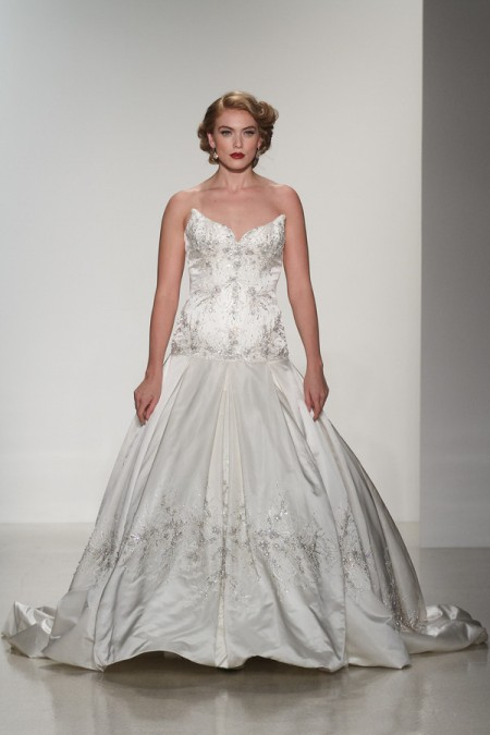 Mia Wedding Dress - Matthew Christopher Enduring Love 2016 Bridal Collection
