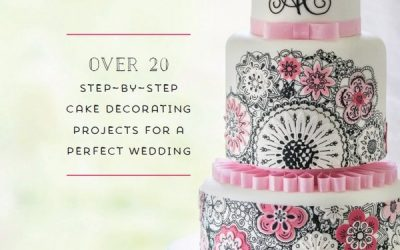 Simply Modern Wedding Cakes, by Lindy Smith
