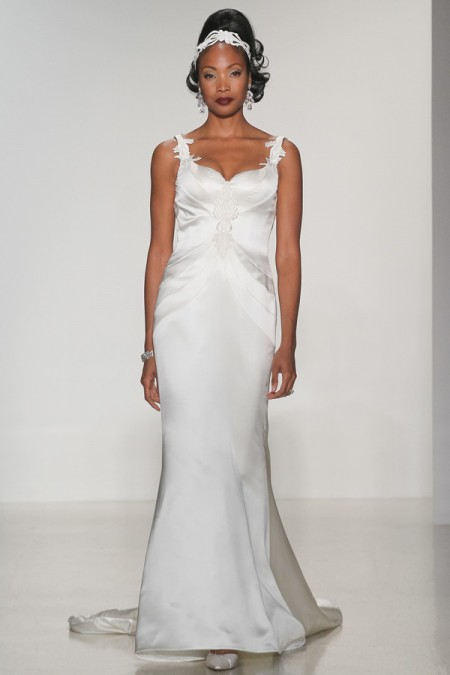 Trinity Wedding Dress - Matthew Christopher Enduring Love 2016 Bridal Collection