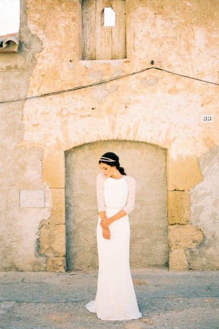 Una Wedding Dress - Luella's 2016 Bridal Collection