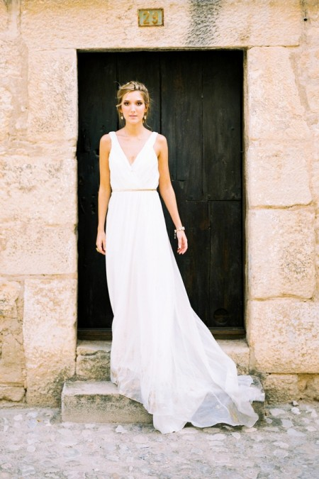 Zara Wedding Dress - Luella's 2016 Bridal Collection