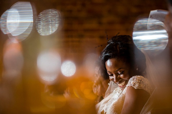 Bride laughing - Picture by Paul Rogers Photography