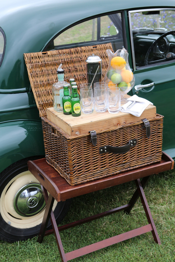 Gin bar hamper