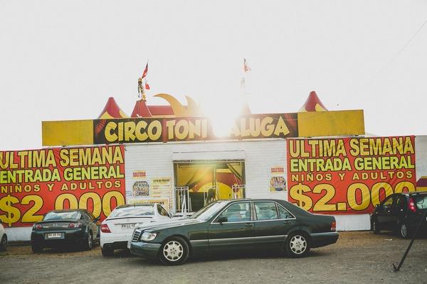 Tony Caluga Circus