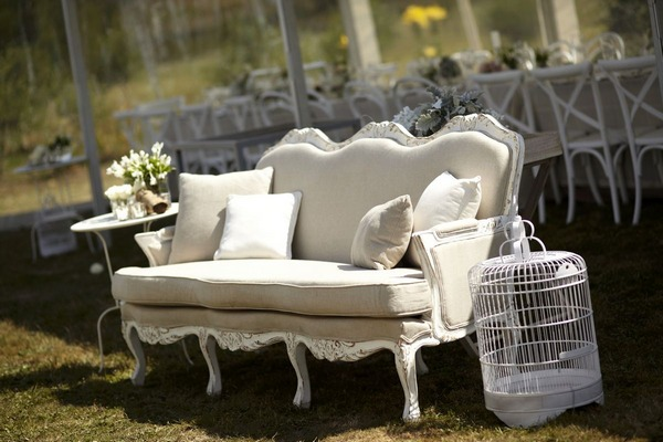 Wedding couch