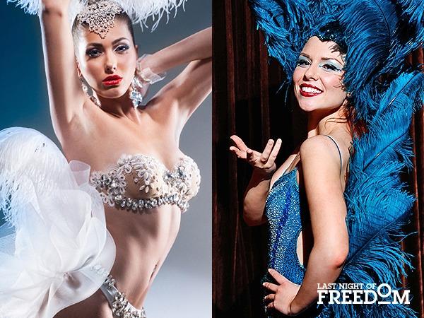 Burlesque Dance Class