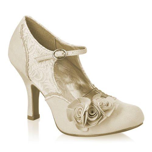 Emily bridal shoe by Ruby Shoo