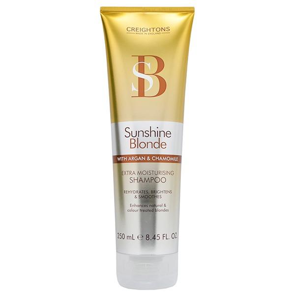 Sunshine Blonde Extra Moisturising Shampoo