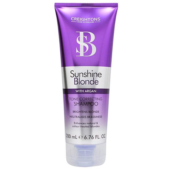 Sunshine Blonde Tone Correcting Shampoo