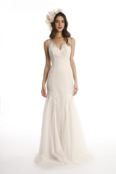 Alaina Wedding Dress - Eugenia Couture Joy Spring 2017 Bridal Collection