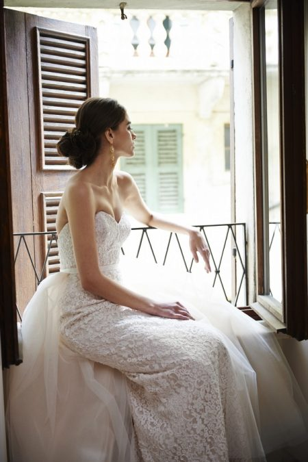Annabel Wedding Dress - Stephanie Allin Bellissimo 2017 Bridal Collection