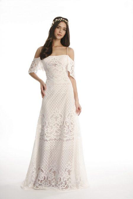 Farrah Wedding Dress - Eugenia Couture Joy Spring 2017 Bridal Collection