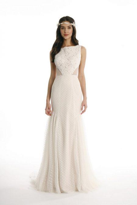 Hadley Wedding Dress - Eugenia Couture Joy Spring 2017 Bridal Collection