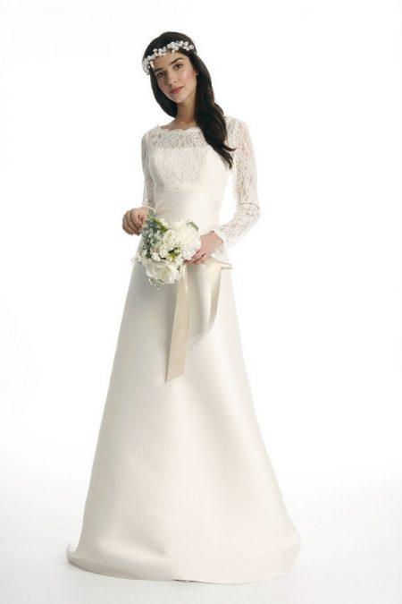 Julia Wedding Dress - Eugenia Couture Joy Spring 2017 Bridal Collection