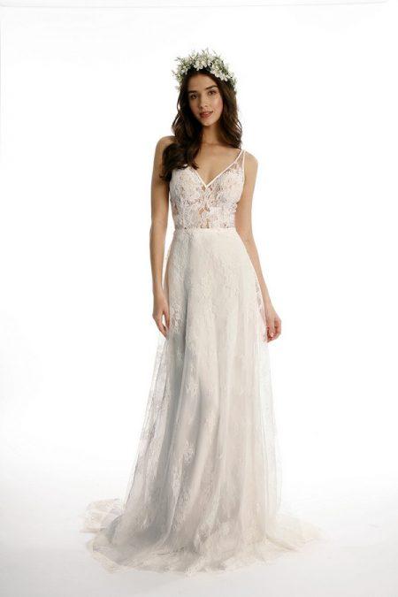 Makeana Wedding Dress - Eugenia Couture Joy Spring 2017 Bridal Collection