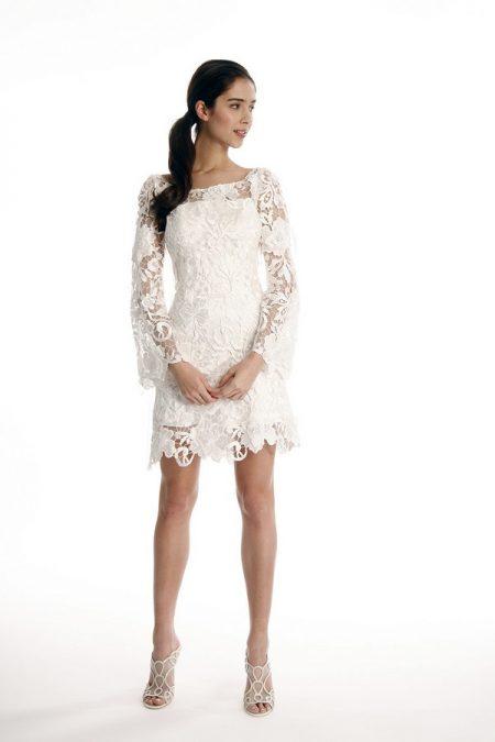 Maya Wedding Dress - Eugenia Couture Joy Spring 2017 Bridal Collection