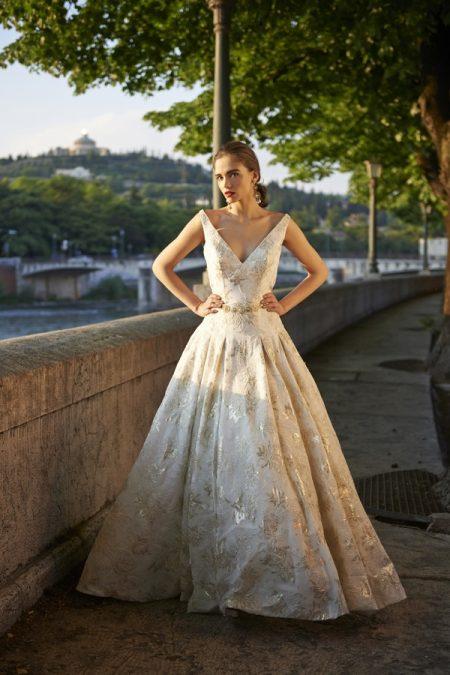 Octavia Wedding Dress - Stephanie Allin Bellissimo 2017 Bridal Collection