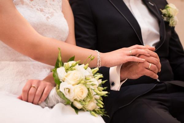 Pair of Matching Wedding Rings