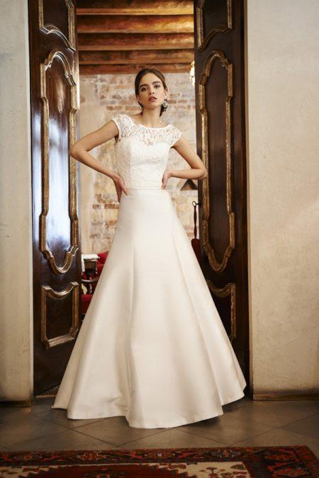 Pietra Wedding Dress - Stephanie Allin Bellissimo 2017 Bridal Collection