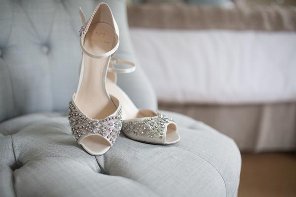 No.1 Jenny Packham wedding shoes