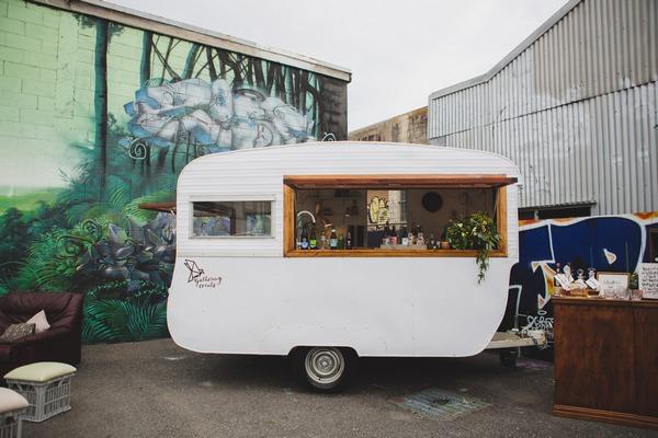 Caravan bar