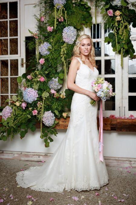 Camry Wedding Dress - Amanda Wyatt She Walks with Beauty 2017 Bridal Collection