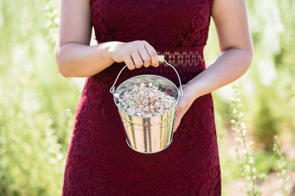 Confetti Bucket - Fun Ways to Display Confetti
