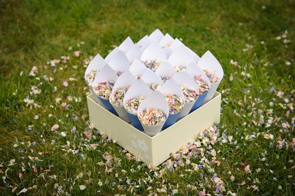 Confetti Cones - Fun Ways to Display Confetti