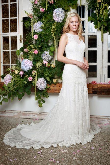 Sadie Wedding Dress - Amanda Wyatt She Walks with Beauty 2017 Bridal Collection