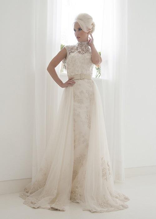 Sylvia Wedding Dress - House of Mooshki 2017 Bridal Collection