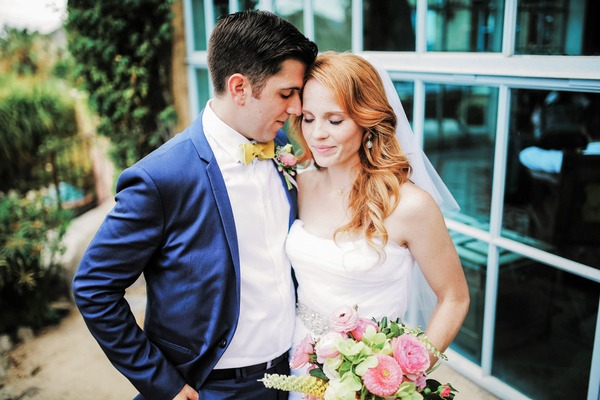 Katie Leclerc and Brian Habecost