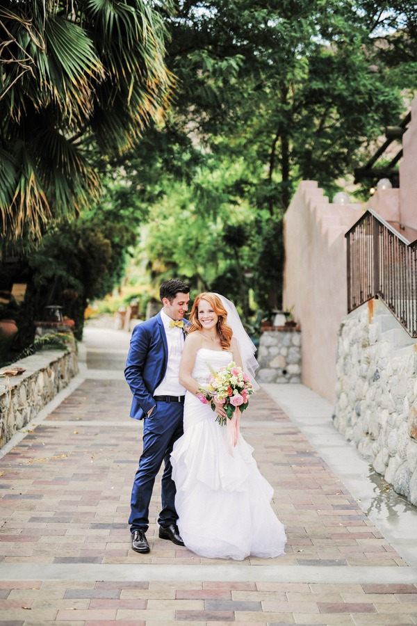 Katie Leclerc and Brian Habecost at Colony 29 for wedding