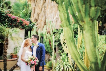 Katie Leclerc and Brian Habecost at their Colony 29 wedding