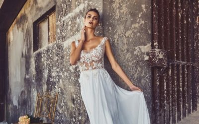 Elbeth Gillis Luxury 2017 Bridal Collection