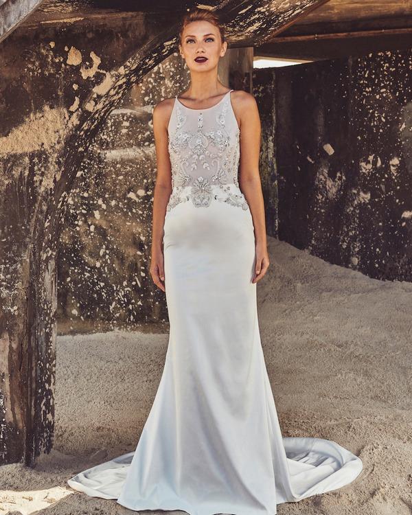 Fiona Wedding Dress - Elbeth Gillis Luxury 2017 Bridal Collection