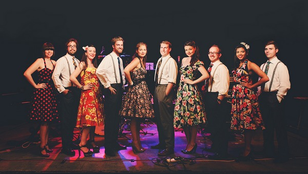 Vintage Swing Orchestra - Entertainment Nation Orchestra