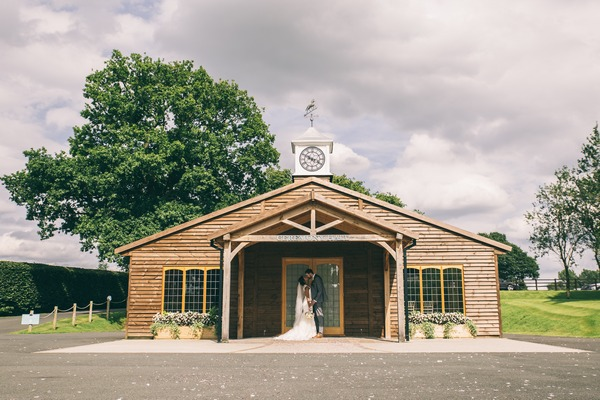 The Stables ceremony venue at Colshaw Hall
