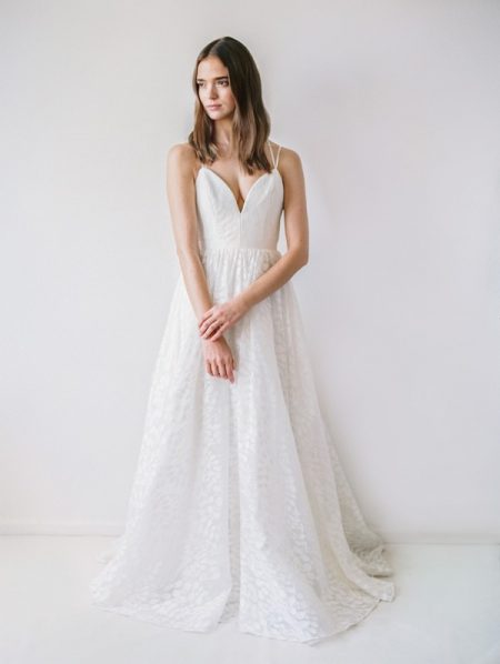 Hamilton Wedding Dress - Truvelle 2017 Bridal Collection