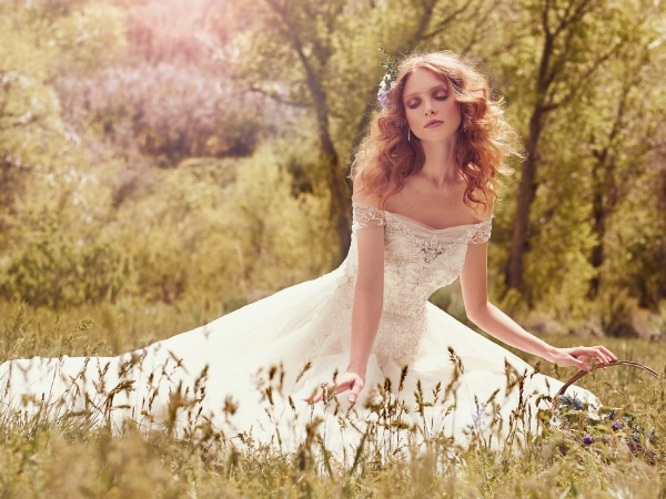 Maggie Sottero Avery Spring 2017 Bridal Collection