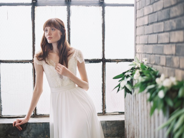 Truvelle 2017 Cambie wedding dress