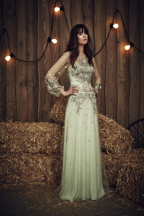 Apache Wedding Dress - Jenny Packham 2017 Bridal Collection