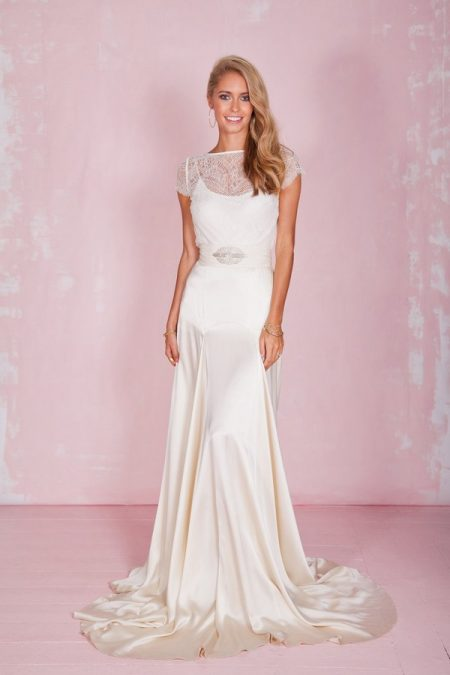 Beatrice Top and Belle Skirt - Belle and Bunty 2017 Bridal Collection