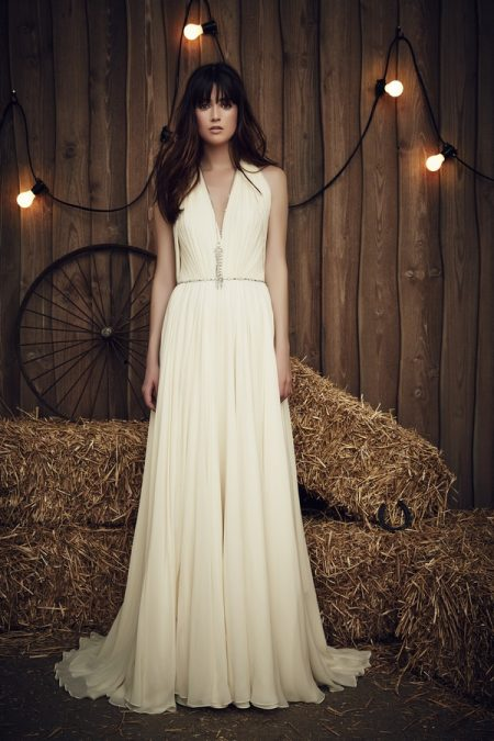 Daisy Wedding Dress - Jenny Packham 2017 Bridal Collection