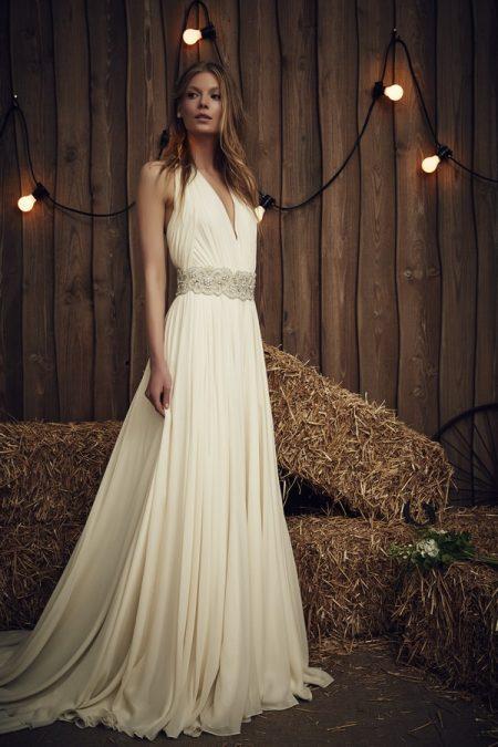 Daisy Wedding Dress with Belt - Jenny Packham 2017 Bridal Collection