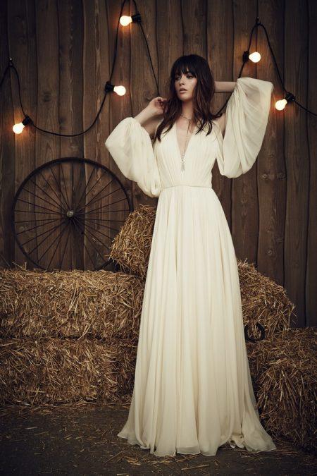 Eddie Wedding Dress - Jenny Packham 2017 Bridal Collection