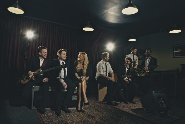 Empire Soul - Soul and Motown Types of Wedding Band