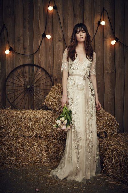 Faith Wedding Dress - Jenny Packham 2017 Bridal Collection