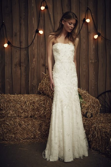 Gemini Wedding Dress - Jenny Packham 2017 Bridal Collection